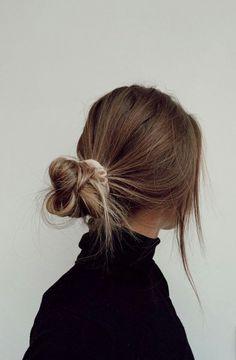 Messy Hairstyles, Pretty Hairstyles, Good Hair Day, Hair Dos, Gorgeous Hair, Rapunzel, Hair Hacks, Her Hair, Hair Inspiration