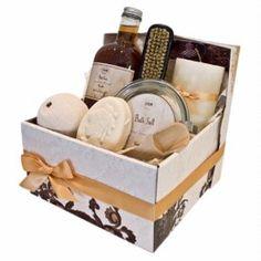 Long bath with my Sabon basket