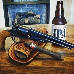Wheelgun Wednesday | @mmmadson #cigarsandguns #cigars #guns #gunporn #nowsmoking #cigarlife #wheelgunwednesday #puffpuffpewpew