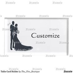 Shop Table Card Holder created by The_Chic_Boutique. Wedding Supplies, Wedding Favors, Wedding Reception, Metal Card Holder, House Of Cards, Stainless Steel Metal, Table Cards, Corner Designs, Party Accessories