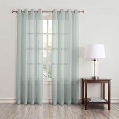 Home Classics® Geneva Sheer Curtain
