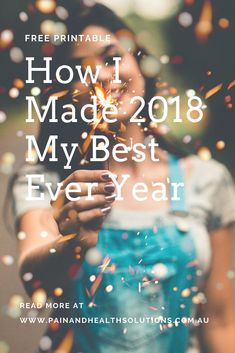 We made 2018 our best year by doing this one thing. Plus receive a FREE printable coloring page:) Free Printable Coloring Pages, Free Printables, Believe In You, You Can Do, Ways To Relax, Positive Messages, Say Something, Coincidences, Affirmations