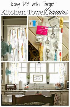 Kitchen Dish Towels Robot 629 Best Diy Images Tea High Vibe Decor