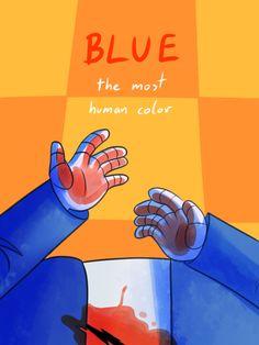 Blue Lips Blue Veins (30) -Undertale -Lyricart