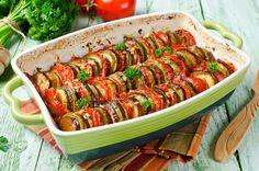 The French Casserole That Has Us All Fooled Ratatouille Tart Recipes, Curry Recipes, Casserole Dishes, Casserole Recipes, Vegan Enchilada Casserole, Vegetable Tian, Unique Recipes, Ethnic Recipes, Fusilli