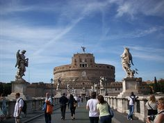 Castel Sant' Angelo - Practical information, photos and videos - Rome, Italy