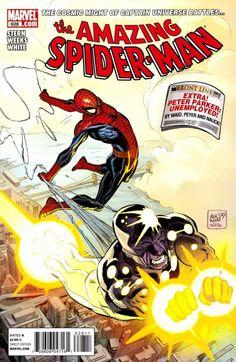 Amazing Spider-Man 628:   Vengeance is Mine