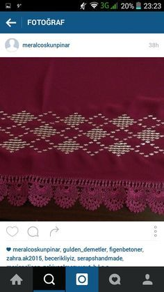 Loom Weaving, Lace Shorts, Diy And Crafts, Handmade, Allah, Istanbul, Iphone, Hardanger, Needlepoint