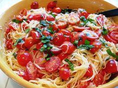 Barefoot Contessa Recipe for Summer Garden Pasta