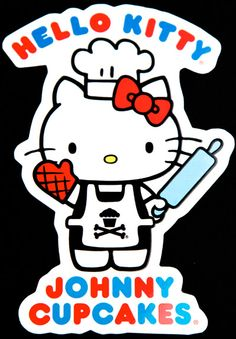 Johnny Cupcakes :)