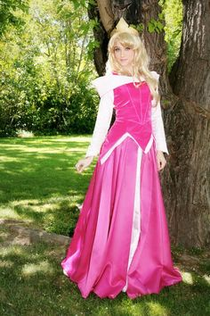I'm going to be a princess for Halloween!
