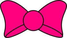 2cf894f02736bbb0fe8ae4c65c189110_minnie-bow-clip-art-at-clker-minnie-pink-bow-clipart_600-342.png (600×342)