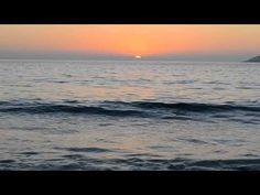 Puesta de sol desde la playa do Lago, en Muxía, #CostadaMorte