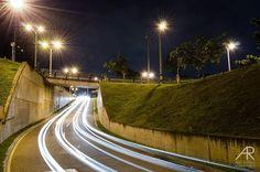Building light #nikon #d7000 #city  #lights #building #medellin by armalejo