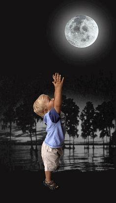 """Post #: Boa noite amigos! """"Não basta Sonhar, o coração tem que acreditar, mesmo…"""