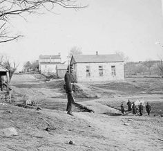 23 Powerful And Disturbing Photos From The Civil War Battlefields