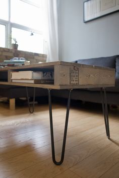 14 Hairpin Legs perfect for Coffee Tables by Sonofawoodcutter