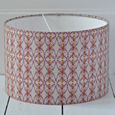 Dancing Beetle Lampshade {Available in six sizes}