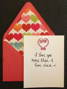 Embroidered cards - A cute tutorial from Erin for Crafty not Shifty showing how to embroider designs onto paper or cards. #embroideredcards #valentines #love #cutecarddesigns #hearts