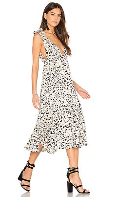 9836479c75 Shop for MINKPINK Sumatra Tie Shoulder Midi Dress in Multi at REVOLVE. Free  2-