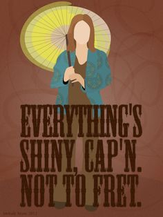 Everything's Shiny Captain by forevermelody.deviantart.com on @deviantART