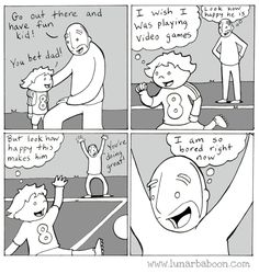 They'll make you laugh. | These Parenting Comics Will Make You Have Every Damn Feeling