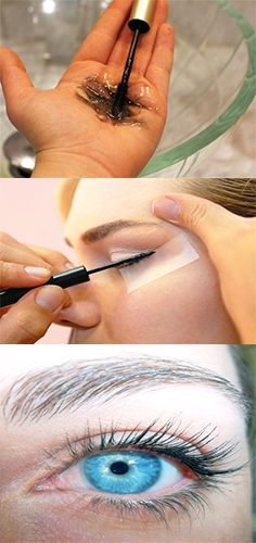 If you want longer lashes then you need to read this article!