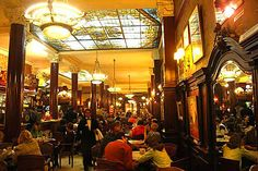 Cafe Tortoni Buenos Aires, Argentina