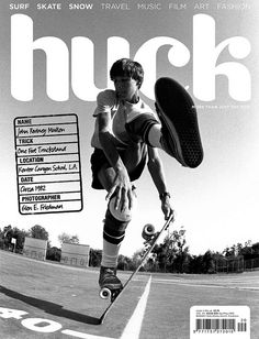 HUCK #20 - The Rodney Mullen Issue | Flickr - Photo Sharing!