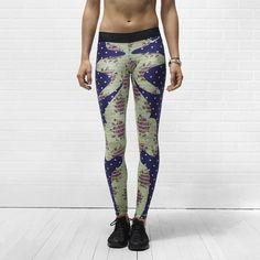 Nike Store. Nike Pro Floral Bazaar Printed Women's Tights