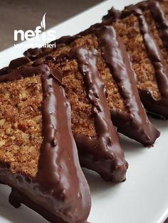 Nussecken  (Fındık Üçgenleri) #nussecken #tatlıtarifleri #nefisyemektarifleri #yemektarifleri #tarifsunum #lezzetlitarifler #lezzet #sunum #sunumönemlidir #tarif #yemek #food #yummy Breakfast Tea, Snack Recipes, Snacks, Churros, Croissant, Chocolate Cake, Buffet, Food And Drink, Sweets