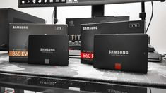 Samsung 860 SSD PRO 1 TB & EVO 2TBThe king is dead, long live the king!