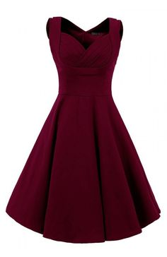 1950's vintage dresses,prom vintage dresses,burgundy vintage dresses,simple vintage dresses @simpledress2480