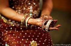 indian-wedding-getting-ready-bride-mehndi-bangles http://maharaniweddings.com/gallery/photo/2970