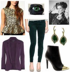 Fashion Inspiration: Hocus Pocus - College Fashion