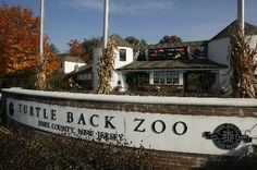 Turtle Back Zoo, NJ...a rite of passage when you're a kid. Been around forever.