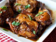 Recipe For The Delicious Filipino Chicken Abodo At Home
