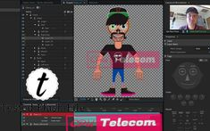 Adobe Character Animator CC 2019 Free Download for PC - Best Software
