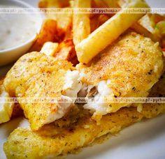 Filety mintaja smażone