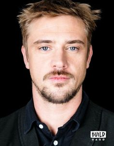 Boyd Holbrook for AOL Build Series