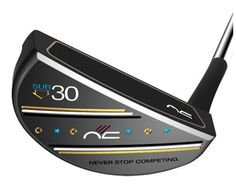 Never Compromise - Sub 30 Collection Putter http://www.golfdiscount.com/never-compromise-sub-30-collection-putter?v=40