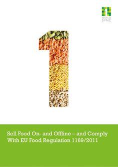 Eu Food Regulation Flyer  by 1WorldSync via slideshare