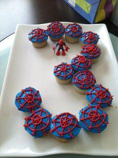 Best Birthday Party Themes For Boys Superheroes Spider Man Ideas Beste Geburtstagsfeier Themen.
