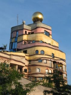 unique structures | Waldspirale (Germany)