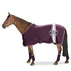 Horse Pink Purple Fushia Eggplant Pikuer Eskadron Blanket Sheet Rug Polos Halter