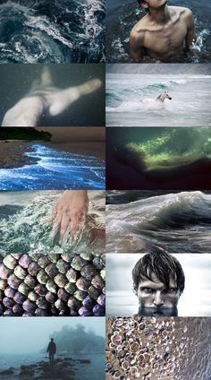 Greek Myths - Poseidon Apollo/ Hermes/ Pan/ Dionysus/ Ares/ Hades/ Zeus Goddess Series