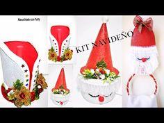 YouTube Christmas Ornaments, Holiday Decor, Youtube, Home Decor, Holiday Ornaments, Christmas Crafts, Xmas, Decoration Home, Room Decor