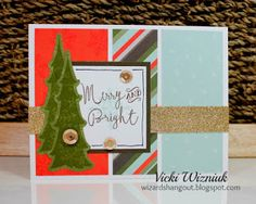 Wizard's Hangout: Merry & Bright 50 Christmas Cards