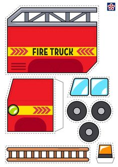 Fire Coloring and Painting Pages Community Helpers Pictures, Community Helpers Preschool, Community Helpers Worksheets, Toddler Learning Activities, Preschool Activities, Preschool Worksheets, Kindergarten Homeschool Curriculum, Preschool Classroom, Teaching Safety