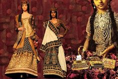 Rumi the fashionist.: SABYASACHI.